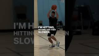 SLOW EURO, get physical with your basketball Finishes.  Full breakdown on Instagram!
