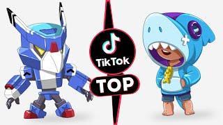 Brawl Stars Tik Tok Montage   TIK TOK TOP #2