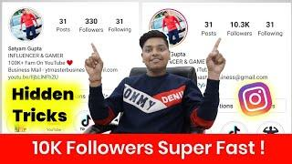 How To Gain 10000 Instagram Followers Organically 2021 | ( Grow To 0 to 10k Real followers fast ! )
