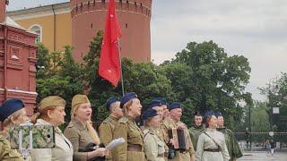 Празднование Победы!