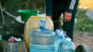 Острый дефицит воды в Казахстане