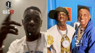 Boosie Celebrates Getting His Instagram Page Back!