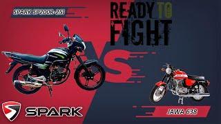 SPARK SP200R-25I   Видео Обзор   Тест Драйв от Mototek