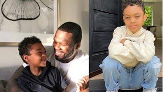 Rapper 50 Cent Shares Heartbreaking NewsAbout Life Of 7 Year Old Son Sire After Injustice Protest