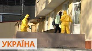 Коронавирус в Украине: количество больных и ситуация в областях