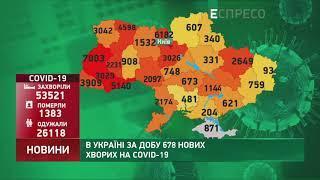 Коронавірус в Україні: статистика за 12 липня