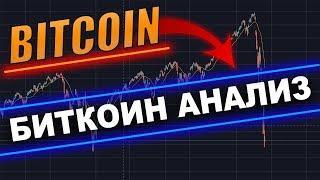 Криптовалюта Биткоин — Прогноз и Анализ Рынка! Bitcoin рост?
