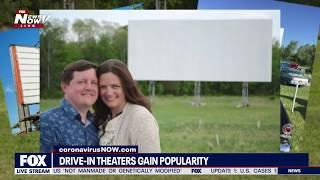 DRIVE-IN THEATERS: Jayla Whitfield shares how an old-school activity is gaining popularity