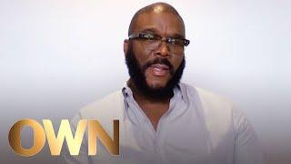 Tyler Perry Shares His Fears for His Son   Oprah + 100 Black Fathers   Oprah Winfrey Network