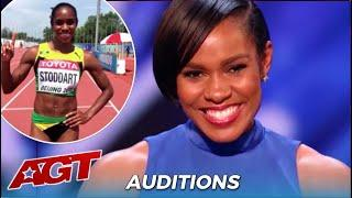 Shevon Nieti: Ex-Olympian Shares EMOTIONAL Song For Her Olympian Husband - Than Makes Announcement!!