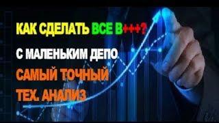 Бинарные опционы. Самый точный и быстрый тех.анализ на рынке
