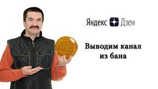 Про Яндекс.Дзен — как я выводил канал из бана #5