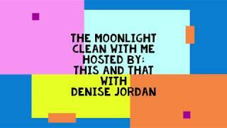 Moonlight Clean with Me Summer 2020 | Kitchen Clean with Me