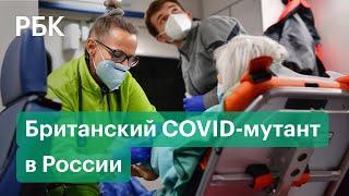 Британский коронавирус-мутант: первый пациент в России, эффективность вакцины и прогнозы вирусологов